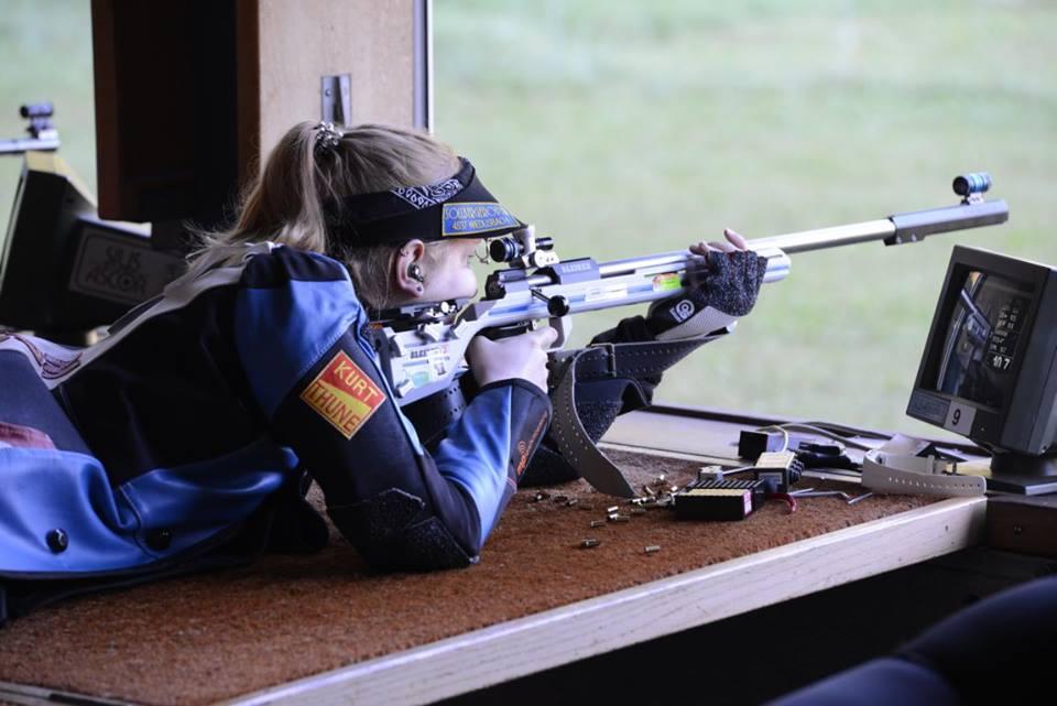 Schweizermeisterschaften Gewehr 50m