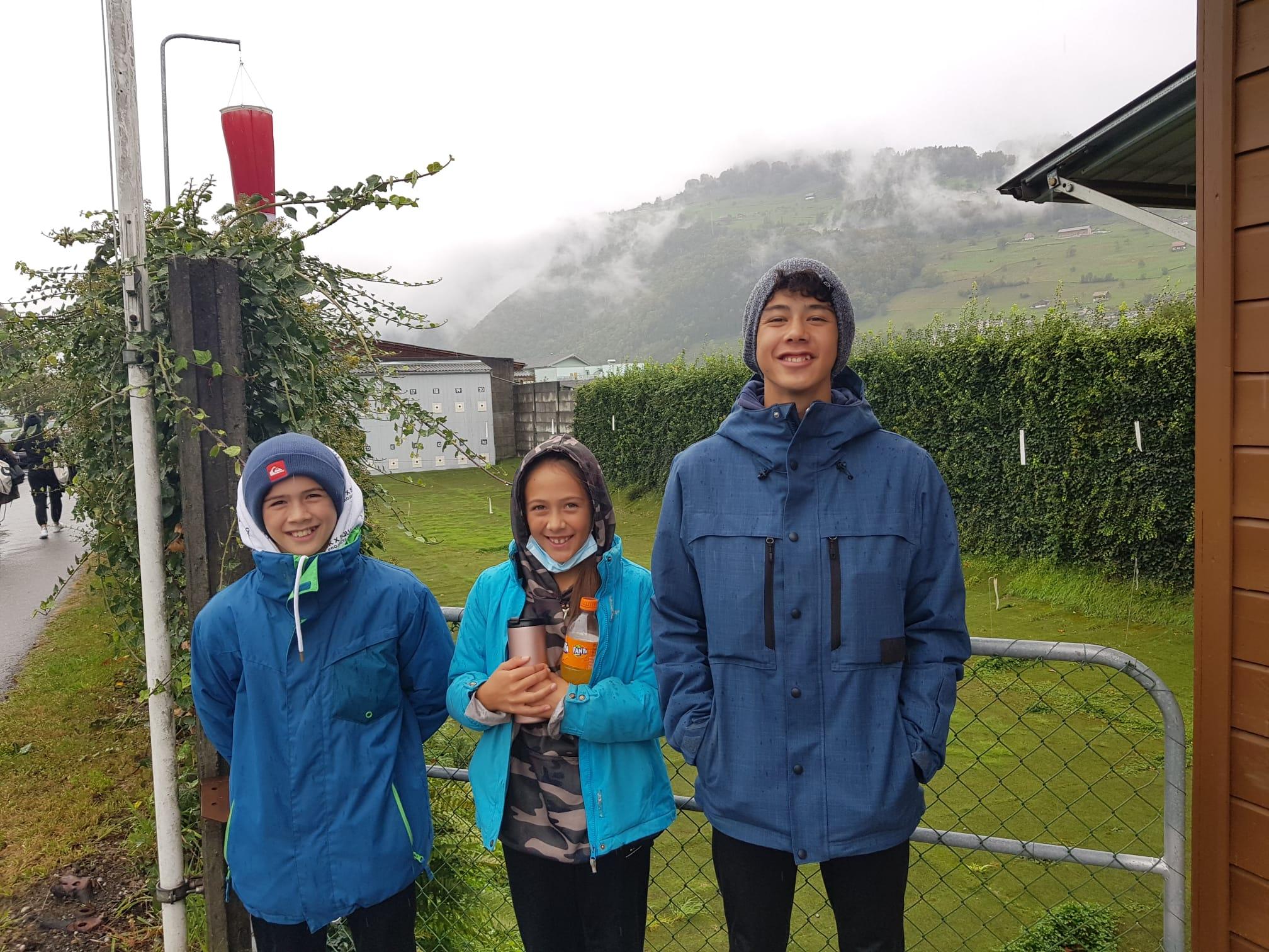 Schweizer Jugendfinal G50m